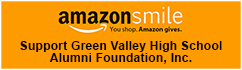 Support GVHS Foundation Through Amazon Smile