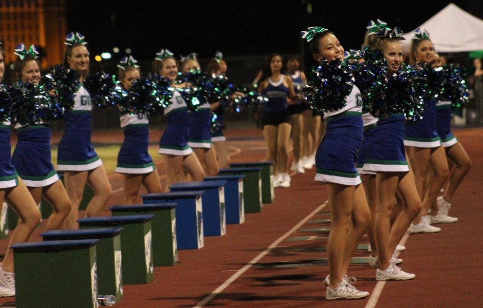 Green Valley High School-Activities-CheerLine