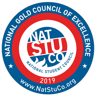 StuCo Gold Council of Excellence Award